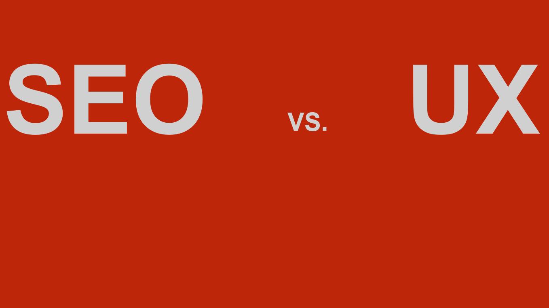 Usability vs. SEO: Widersprechen sich SEO und UX?